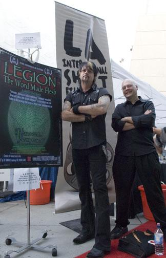 Robert Sexton_LA FILM FESTIVAL