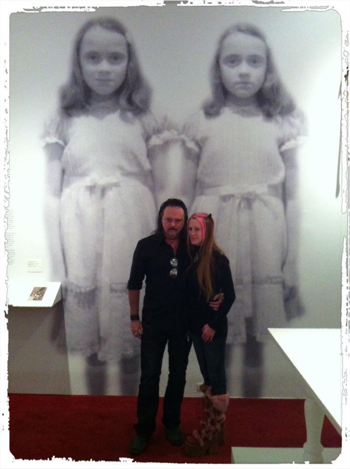 Robert Sexton_Suzi Hale_Kubrick