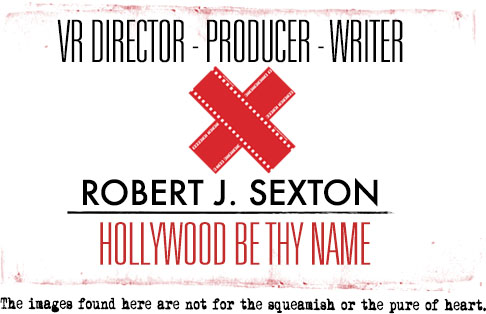 Robert J. Sexton is a VR Director and Emmy Award Winning Producer